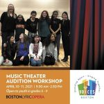 Musical Theater Audition Workshop