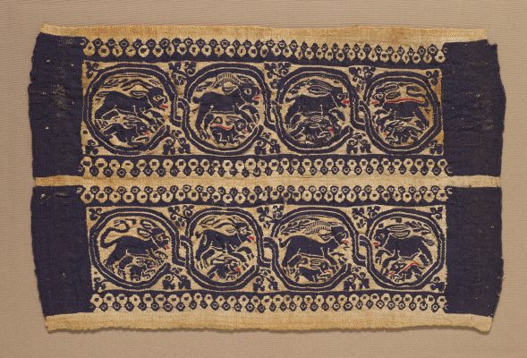 Art Talk Live: Up Close and Personal—Looking at Ancient Textiles