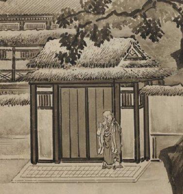 The Sound of One Hand Knocking: Kano Sansetsu's ...
