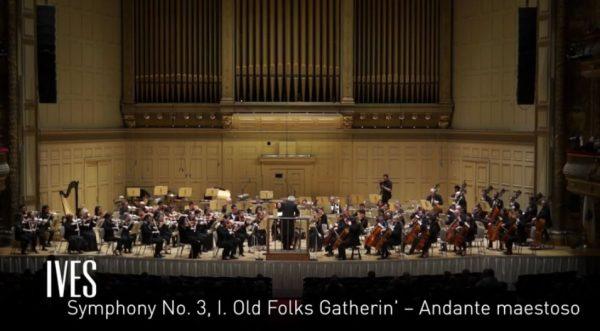 Boston Philharmonic Orchestra: Charles Ives's Symphony No. 3