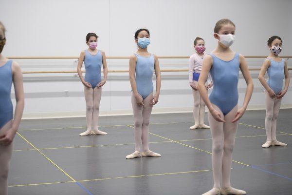 Boston Ballet School Summer Program