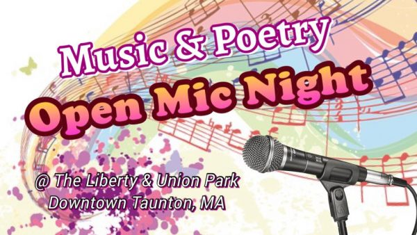 Trescott Street Gallery's Music & Poetry Open Mic Night