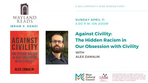 Against Civility with Alex Zamalin
