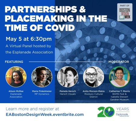Boston Design Week: Partnerships and Placemaking in the Time of COVID