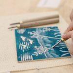 Lino Relief Printmaking