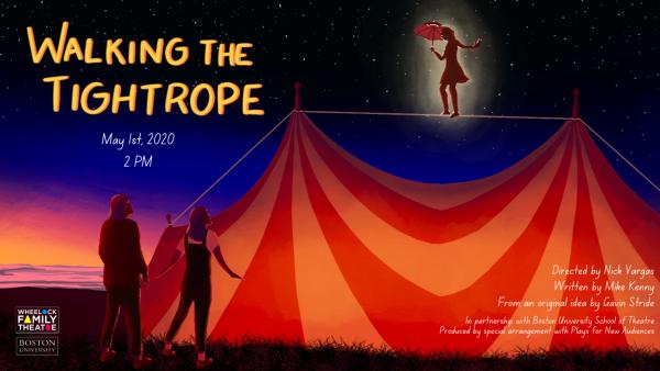 Walking the Tightrope (Free Virtual Performance)