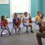 Meet the Instruments at Brookline Music School this Summer!