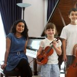 Summer Youth Chamber Workshop at Brookline Music S...