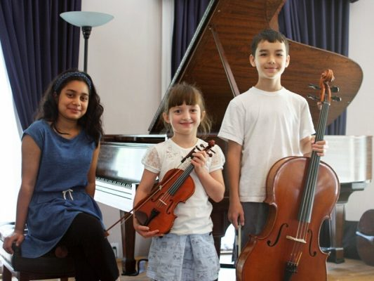 Summer Youth Chamber Workshop at Brookline Music School
