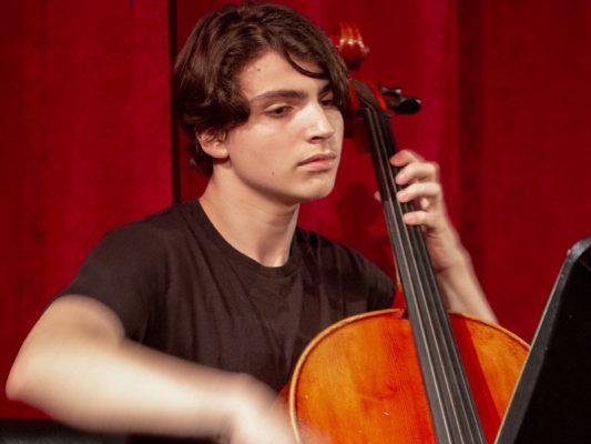Teen Cello Workshop at Brookline Music School