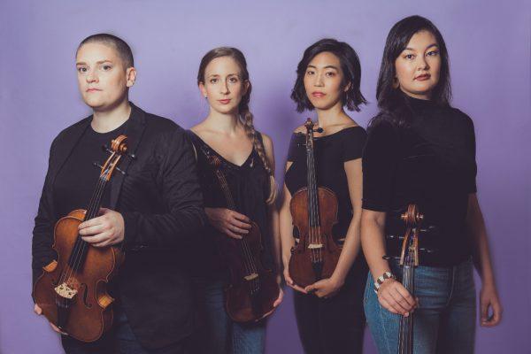 "The Cramer Quartet presents ""Touché! French String Quartets at the Dawn of Romanticism"""
