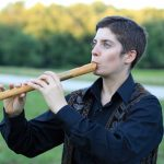 "Emily O'Brien presents ""Bach's Organ Trio Sonatas for the Recorder"""