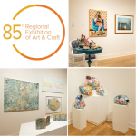 The 85th Regional Exhibition of Art & Craft