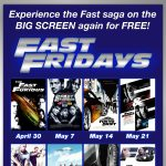 """Fast Fridays"" with Showcase Cinemas"