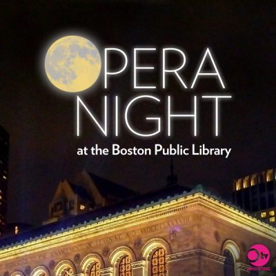 Opera Night at the BPL: Opera and Jazz