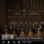 Boston Philharmonic Orchestra: Bartok's Concerto for Orchestra