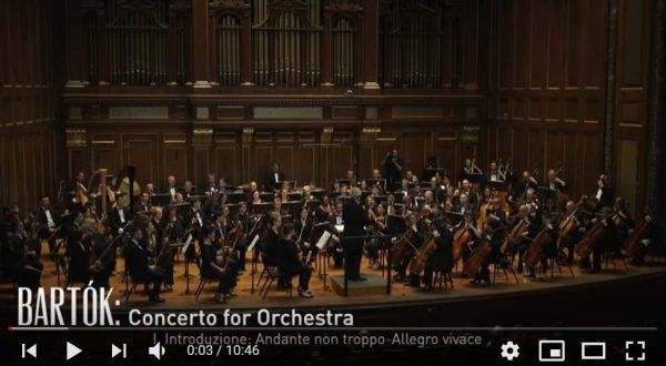 Boston Philharmonic Orchestra: Bartok's Concerto f...