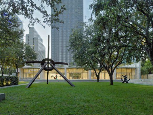 ICA Road Trip: Nasher Sculpture Center