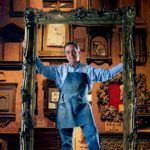 Good as Gold: The Process of Gold Leafing a Frame