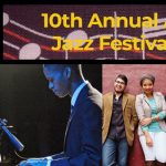 Arlington Jazz Festival, 10th annual, featuring Witness Matlou, MIXCLA, Dan Fox Group