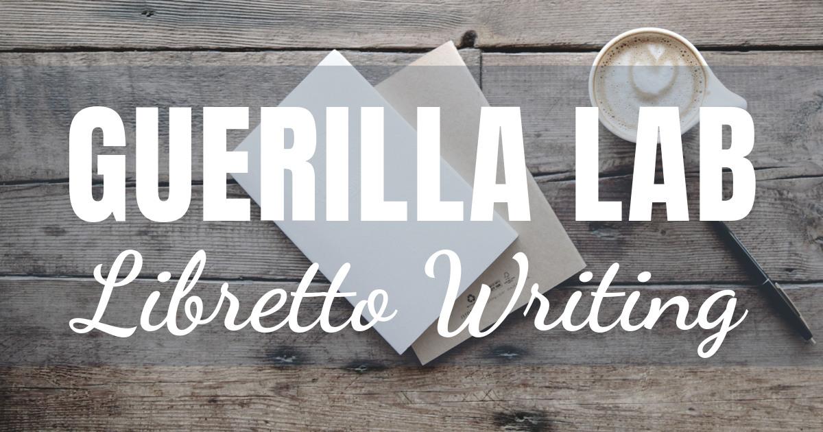 Libretto Writing