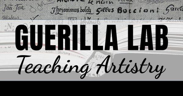 Teaching Artistry