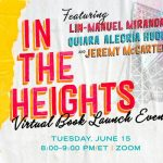 In The Heights Virtual Launch with Lin-Manuel Miranda, Quiara Alegría Hudes, and Jeremy McCarter