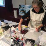 Gel Plate Printmaking