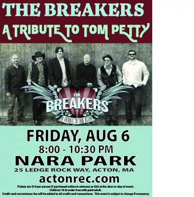 The Breakers - A Tribute to Tom Petty