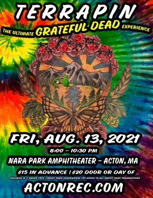 Terrapin - The Ultimate Grateful Dead Tribute Band...