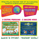 Summer Science Discovery Program