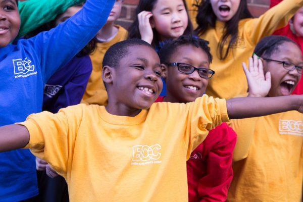 "Boston Children's Chorus: ""Lift Every Voice: A..."