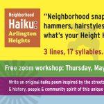 Write a Neighborhood Haiku: Streets and Shops