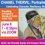 Chanel Thervil: Portraits with Purpose