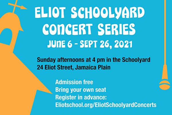 Notebook P / Miranda Rae (Eliot Schoolyard Concert...