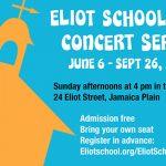 Josh Rosen, Giuseppe Paradiso & Brian Friedland (Eliot Schoolyard Concerts)