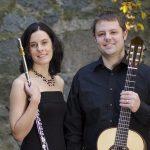 The Cochrann-Wrenn Duo perform at Gore Place