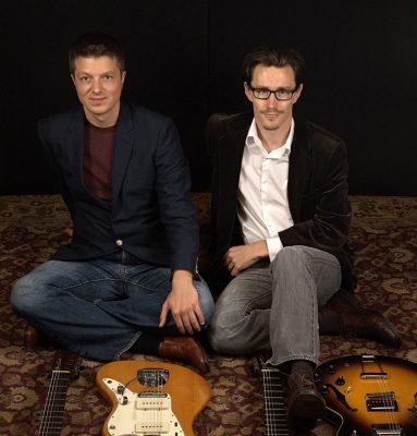 Orpheus Guitar Duo at Gore Place