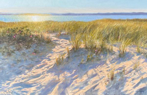 Braking for Beauty: New Paintings by Mark Shasha