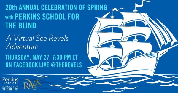 """""""A Virtual Sea Revels Adventure"""" from Revels & Perkins School for the Blind"""