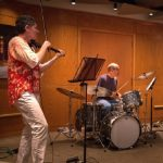 Creative New Music: Boston's Mimi Rabson and Triarky, Live Outdoor Concert