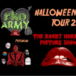 The Rocky Horror Picture Show with The RKO Army
