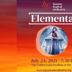 Boston Festival Orchestra - Elemental