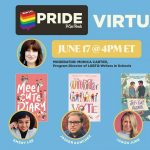 Virtual: Epic Pride with Emery Lee, Jasper Sanchez, Jason June, Eliot Schrefer, and Misa Sugiura