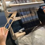 Weave an Infinity Scarf Workshop with Dahlia Popovits