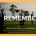 "Ensemble Altera presents ""We Remember"""