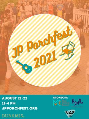 Jamaica Plain Porchfest