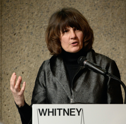 Lesley MFA Art Talk: Michelle Grabner