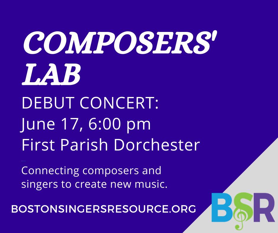 BSR Composers' Lab Debut Concert