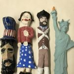 Clay Independence Day Folklore Dolls Workshop